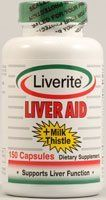 Liverite Liverite W Milk Thistle 150 Cap By Liverite See This Great Product This Is An Affiliate Link Hashtag3 Milk Thistle Liver Care Improve Energy
