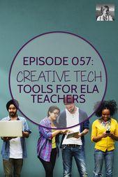 057: Inventive Tech Instruments for ELA Academics, with Jennifer Gonzalez