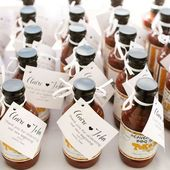 21 of my favorite wedding favors that I've received in the post (or would lo…