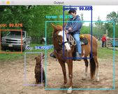 Learn how to apply object detection using deep learning, Python, and OpenCV with pre-trained Convolutional Neural Networks.