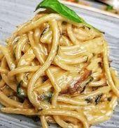 #Alla #nerano #Spaghetti       Spaghetti alla nerano