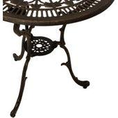 Vintage Garden Sitzgruppe in Bronze Aluminium (5-teilig) 4Home4Home   – Products