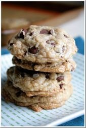 Chocolate Chip Cookies | Doughmesstic