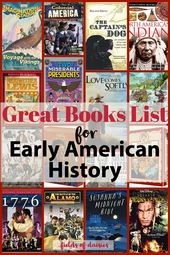 Nice Books Record for American Historical past !
