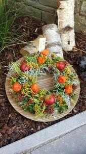 Herbst – Blumen  – Herbst