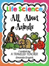 Life Science – All Kinds of Animals