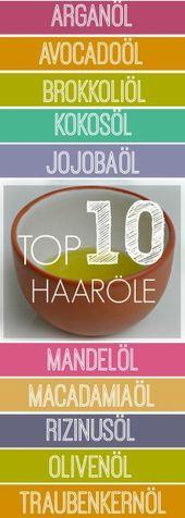 ≥ HUILE CAPILLAIRE sans silicones: Mon top 10 des huiles pour cheveux secs