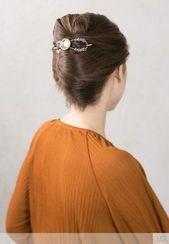 Bequemes, strapazierfähiges Haar-Accessoire Diese Clips eignen sich hervorragend für Pferdeschwanzfrisuren und Hochsteckfrisuren wie French Twists und Buns. Funktioniert in den meisten Haaren ...