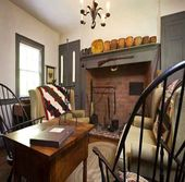 Shaeffer Haus   – Colonial Interiors