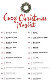 #christmas #playlist #holidays #spirit #cozy #more…