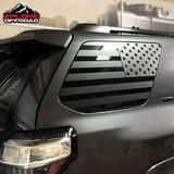 Toyota 4Runner | Precut USA Flag Window Decals | 2010-2019 – XPLORE OFFROAD –  Custom Accessories