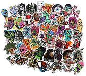 Amazon.com: FNGEEN Horror Stickers Pack for Laptop Cool Skull Crazy Stickers and…   – Wish List of MUST HAVES !!!!!