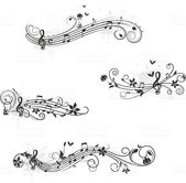 Musiksatz Gestaltungselemente. Weitere Musik finden Sie hier:   – Zeichnen – #finden #Gestaltungselemente #Hier #Musik #Musiksat