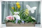 Suivez le lapin   – Garten: Mayodans Home, Garden & Crafts