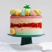 """Ich möchte auf Instagram kostenlos backen: """"Ich habe den neuen Fehlerlinientre …   – Cake Decorating"""