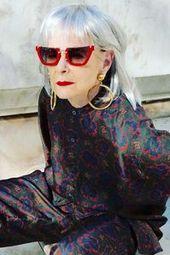53 Unglaublich schöne Kurzhaarschnitte für Frauen über 60