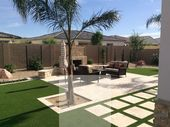 Hermosas ideas de paisajismo en el patio trasero de Arizona – HOOMCODE  – Decor