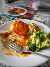 Healthy Meals Delivered – Grilled Chicken with Buffalo Sauce by BistroMD #health