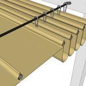 Bildergebnis für die Windschutzscheibe der Dachterrasse