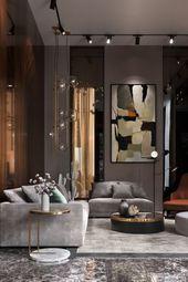 Eine Sorgfaltig Ausgewahlte Sammlung Von Modernen Und Stilvollen Einrichtungsideen Innenarchitektur Luxus Interieur Haus Innenarchitektur