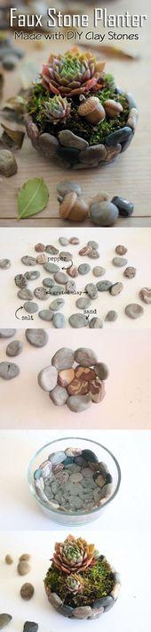Coole Möglichkeiten, Stein für DIY-Projekte in 2016 zu verwenden – 14
