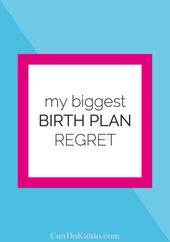 The First Commandment Natural Birth Plan Nice And Simple Mine