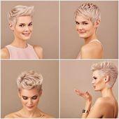 Wunderschön! 10 blonde Kurzhaarschnitte, in die Du auf einen Schlag verliebt bist!