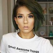 20 Ideen zu Bob-Frisuren für Frauen