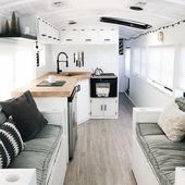 33 Gemütliches Dekor & Design Wohnmobil für den …