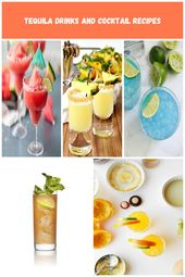 Get all of the tequila drinks and cocktail recipes you need for a successful hap…