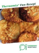 Kartoffelpuffer wie bei Oma  – Thermomix