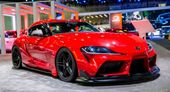 The Toyota GR Supra Heritage Edition Is All We Want For Christmas