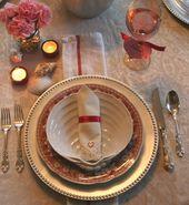 Abendessen am Valentinstag – Abendessen am Valentinstag – Abendessen am Valentinstag   – Dinner Sets