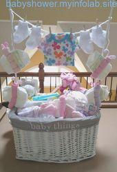 Hier ist ein von Pinterest inspiriertes Geschenk für die Babyparty, die ich habe   – Babyshower