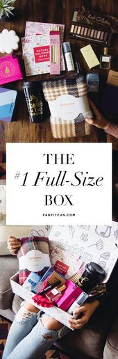 treating yourself doesnt have break the bank say hello to fabfitfun and for