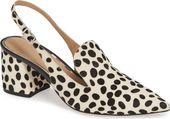 Una correa de talón y talón de bloque proporcionan un contrapeso perfecto para la muesca …   – Block Heel Shoes for Women – Popular & Cute Women's Block Heels