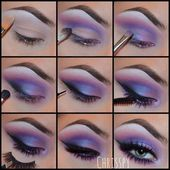 13 amazing step by step try eye makeup tutorials