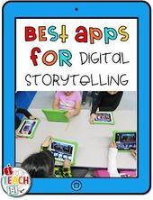 Digital Storytelling Apps – #digital #StoryTelling – #new