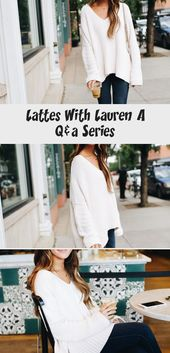 Lattes With Lauren A Q&a Series