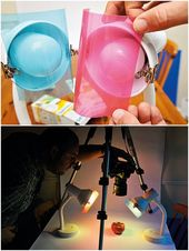 18 DIY-Kamera-Hacks für makellose Bilder   – Fotoshooting♡