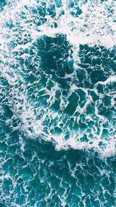 ▷ 1001 + Ideen für niedliche Tapeten, die die Sommerstimmung bringen ocean wallpaper