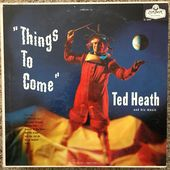 Ted Heath Album Cover Art Ted Heath Lp Cover