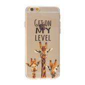 Holen Sie sich auf meiner Ebene Giraffe Phone Case – iPhone 6 / 6S