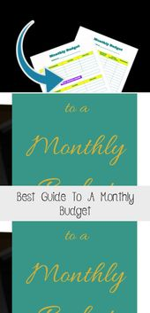 Do you have a budget? In this post, you will learn how to set up a budget, make …