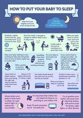 Wie Sie Ihr Baby einschläfern lassen – Wann schlafen Babys die ganze Nacht? Ein … – Säuglingspflege