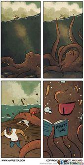 kraken hug – Google Search