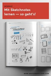 Using Sketchnotes at school – how it works! –
