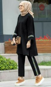 Style Hijab Street Fashion Dresses 22 Ideas