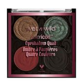 Insurgent Rose Coloration Icon Eyeshadow Quad – Home of Thorns | moist n wild