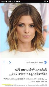 Frisuren Mittellang Stufig 2020 Trend Dunkle Haar 2020